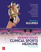 Clinical Sports Medicine, Brukner & Khan: Injuries, Volume 1, 5e