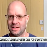 Quebec student-athletes call for sports to resume